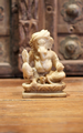 Antique Marble Ganesha from Rajasthan <b>SOLD<b>